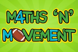 Maths 'N' Movement program