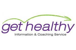 Get Healthy Information and Coaching Service logo