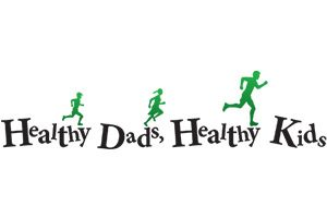 Healthy Dads, Healthy Kids logo